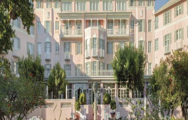 Belmond Mount Nelson - Hotel - 10