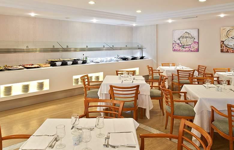 Hipotels Aparthotel Mercedes - Restaurant - 13