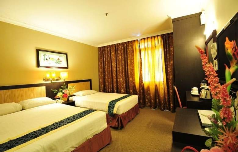 Hallmark Leisure Hotel - Room - 9
