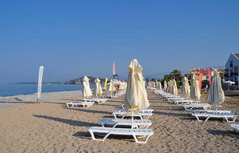 Jiva Beach Resort Fethiye - Beach - 22