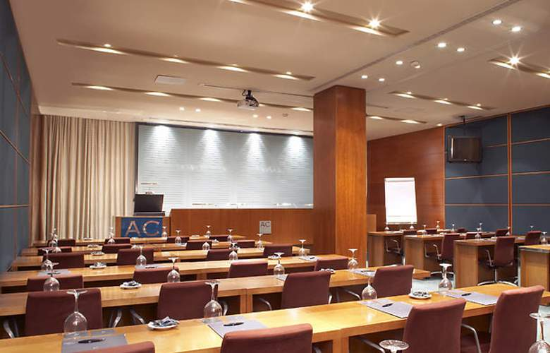 Ac Malaga Palacio - Conference - 22