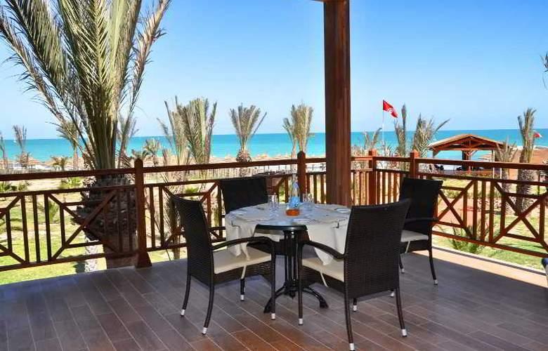 Hasdrubal thalassa & Spa Djerba - Restaurant - 7