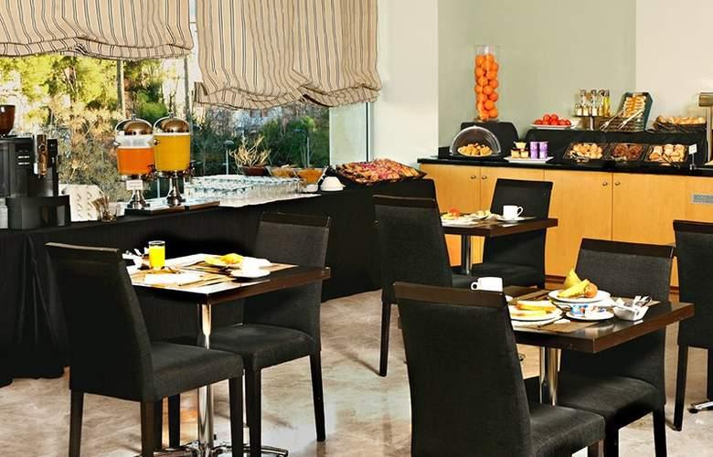 Sercotel Ciutat de Montcada - Restaurant - 5