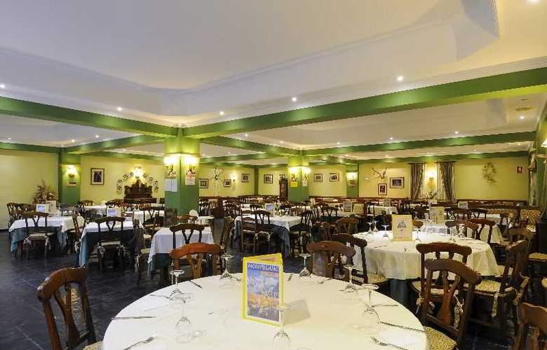 GHM Monachil - Restaurant - 84