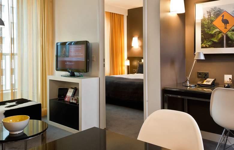 Adina Apartment Hotel Berlin Hackescher Markt - Room - 7