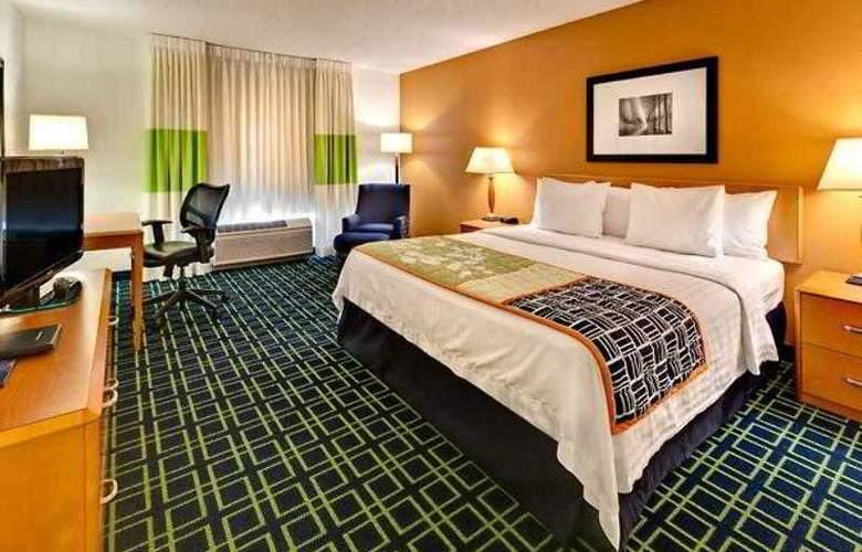 Fairfield Inn & Suites Reno Sparks - Hotel - 3