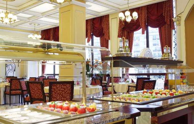 Grand Hotel Traian - Restaurant - 14
