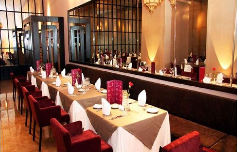 Golden Tulip Andalucia Golf Tangier - Restaurant - 41