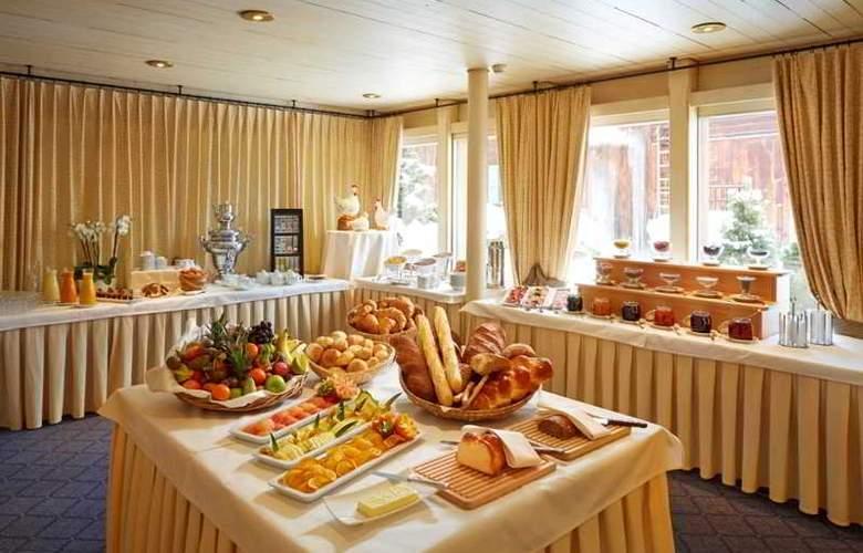 Gstaaderhof Swiss Quality Hotel - Restaurant - 14