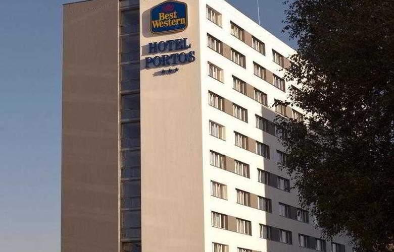 Best Western Hotel Portos - Hotel - 3
