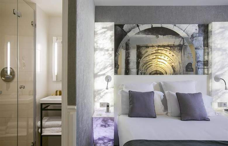 Best Western Premier Marais Grands Boulevards - Room - 15