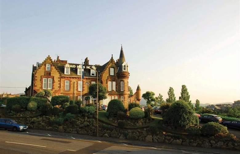 BEST WESTERN Braid Hills Hotel - Hotel - 256