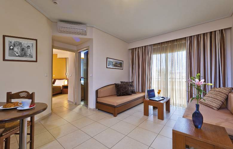Creta Palm Aparthotel - Room - 1