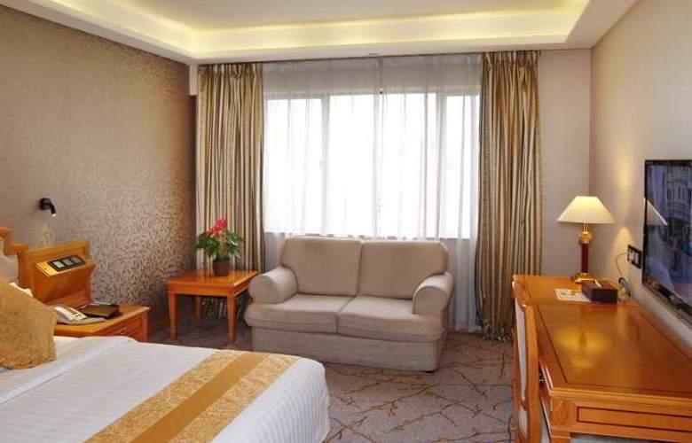 GuangDong Hotel - Room - 13