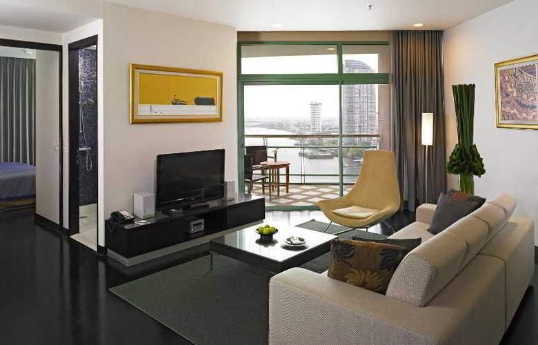 Chatrium Riverside Bangkok - Room - 5