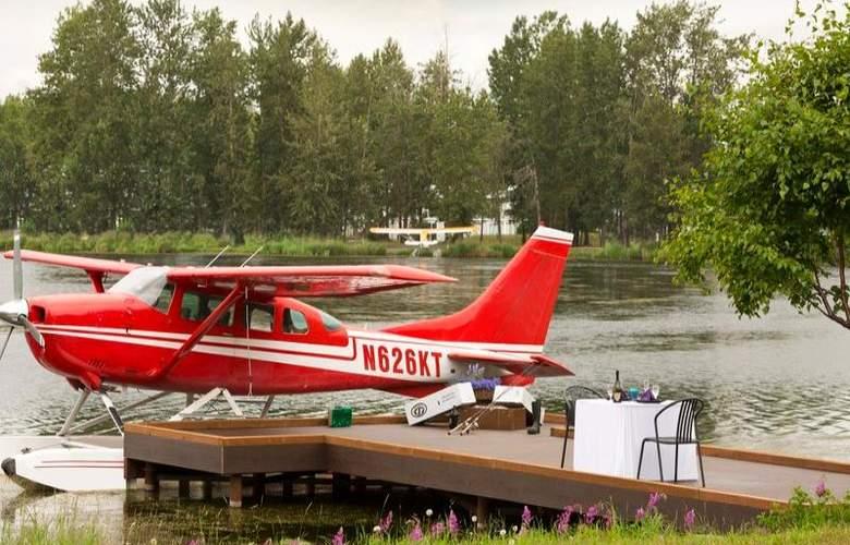 Millennium Alaskan Hotel Anchorage - Sport - 24