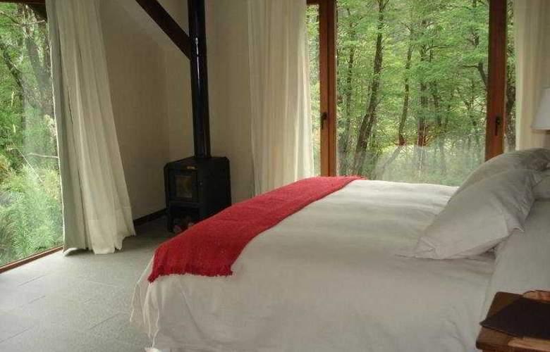 Lahuen-co Eco Lodge & Spa Termal - Room - 3