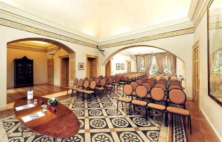 Mercure Villa Romanazzi Carducci Bari - Hotel - 29