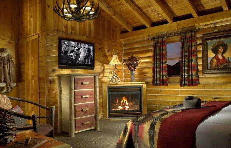 Rustic Inn at Jackson Hole - Room - 8
