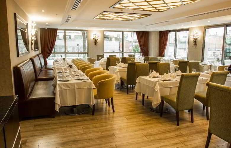 Azak Hotel Topkapi - Restaurant - 14