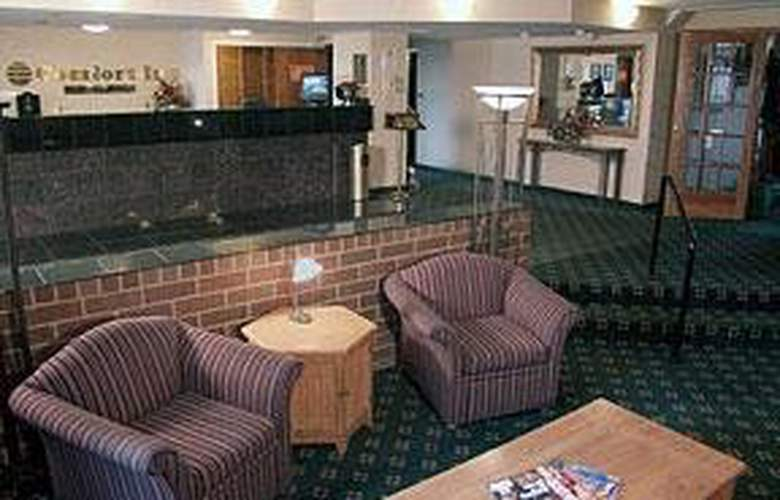 Comfort Inn Airport - General - 1