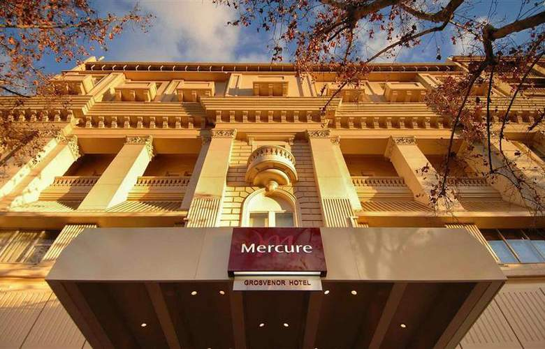 Mercure Grosvenor Adelaide - Hotel - 74
