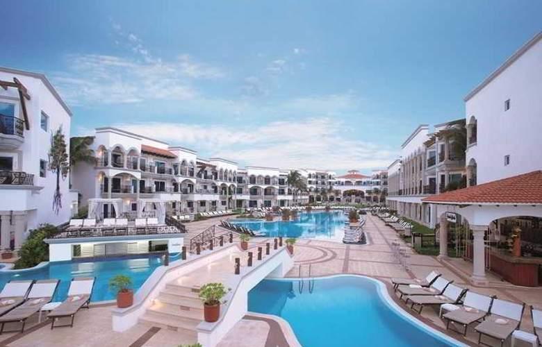 The Royal Playa del Carmen All Inclusive - Pool - 13