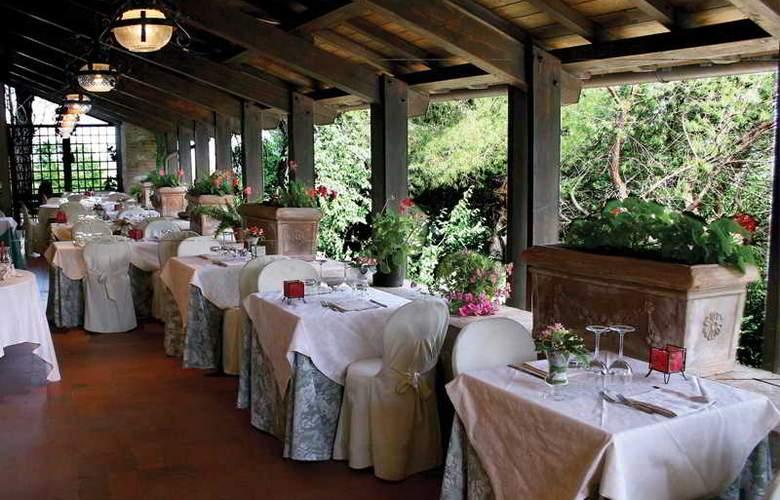 Bluebay Colle Della Trinità Perugia - Restaurant - 11