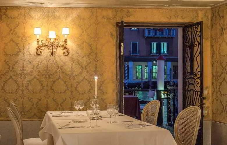 Best Western Premier Hotel Continental Venice - Restaurant - 11