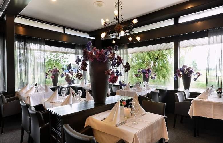 Van der Valk Hotel Volendam - Restaurant - 49