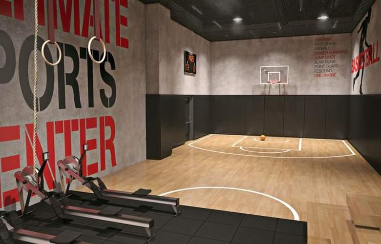 Divan Suites Istanbul GPlus - Sport - 5