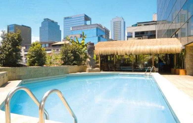 Almacruz Hotel y Centro de Convenciones - Pool - 4