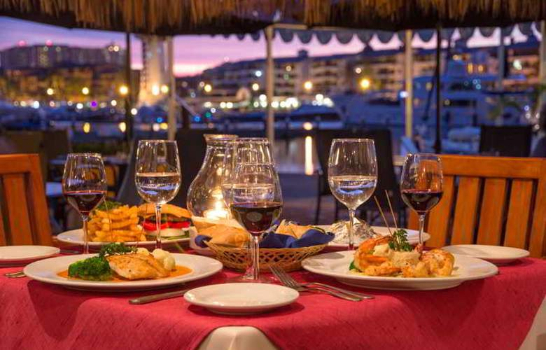 Flamingo Vallarta Hotel & Marina - Restaurant - 36
