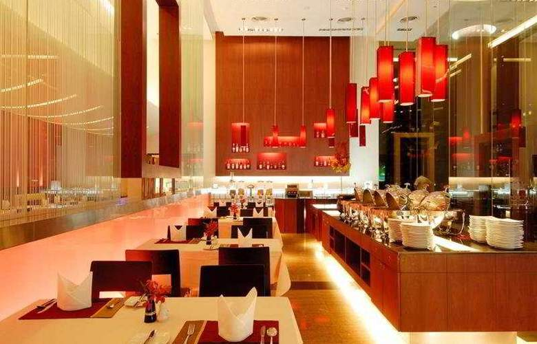 Long Beach Cha Am Hotel - Restaurant - 5