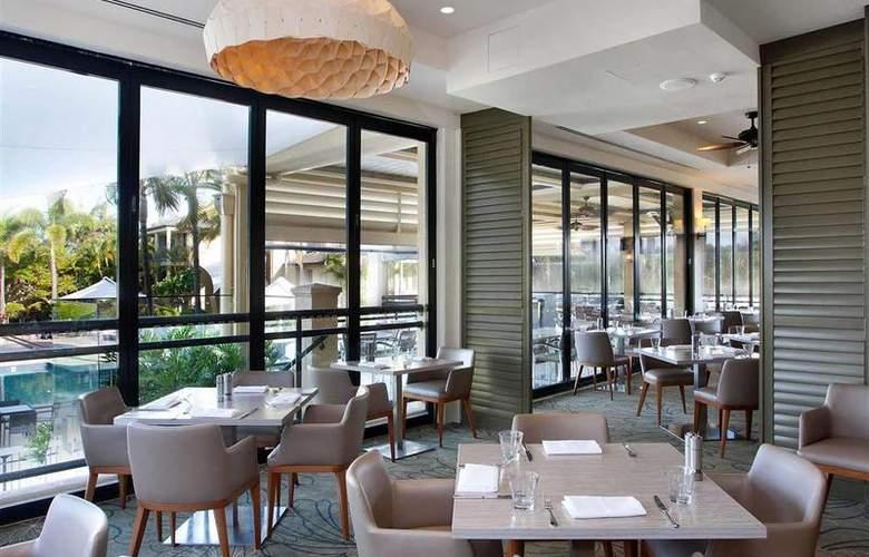 Mercure Gold Coast Resort - Restaurant - 66