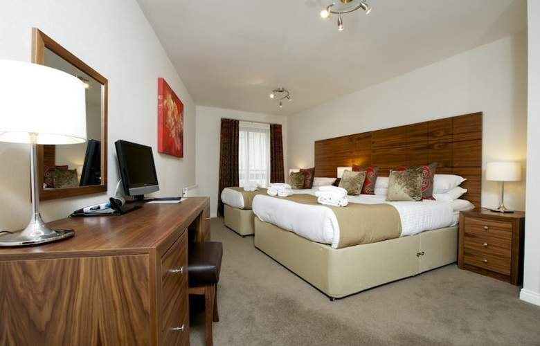 The Knight Residence Serviced Apartments - Hotel - 0