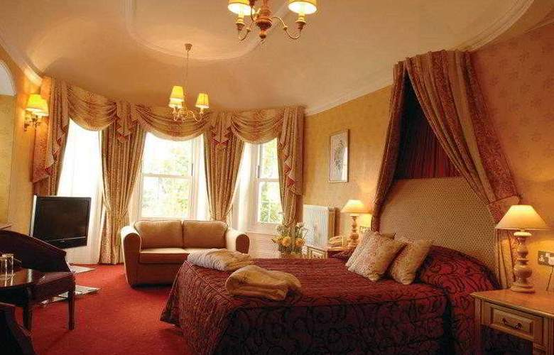 Best Western Chilworth Manor Hotel - Hotel - 42