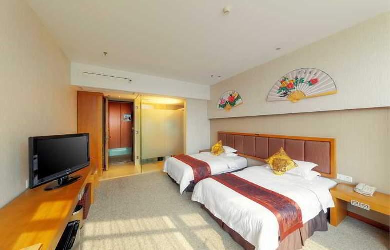 Euro Garden Hotel Guangzhou - Room - 10