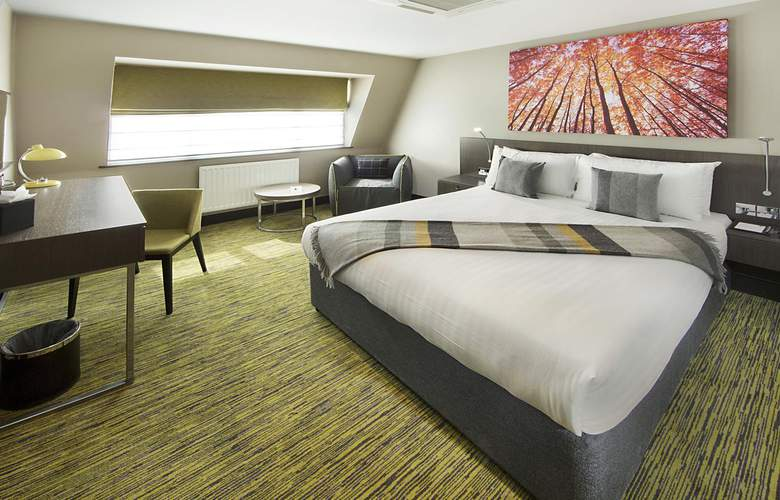Arbor City Hotel - Room - 11
