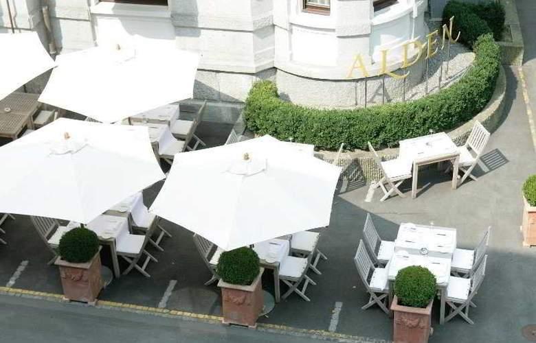Alden Hotel Splügenschlos - Restaurant - 2