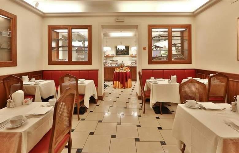 Hotel Ala - Restaurant - 76