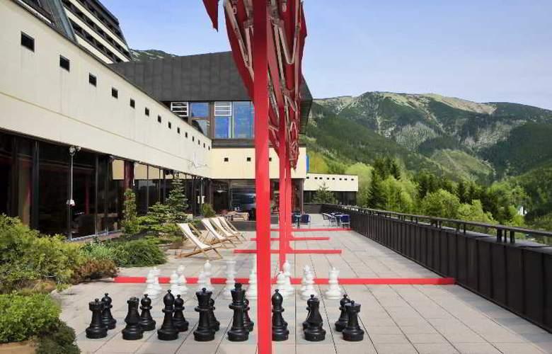Orea Hotel Horal - Terrace - 6