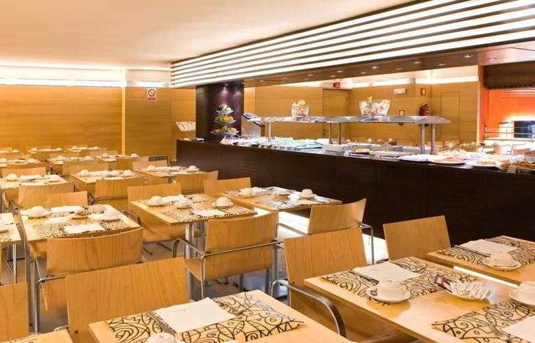 Silken Puerta Valencia - Restaurant - 23