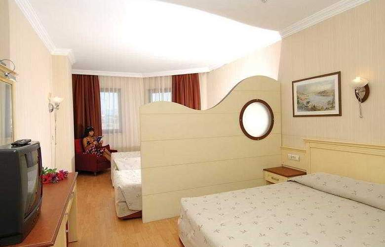 Primasol Hane Family Resort - Room - 3