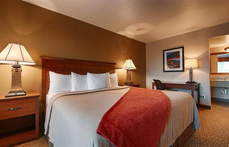 Best Western Town & Country Inn - Room - 93