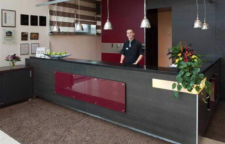 Best Western Premier Regensburg - Hotel - 9