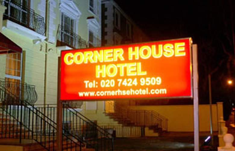 Corner House Hotel & Annex - Hotel - 1