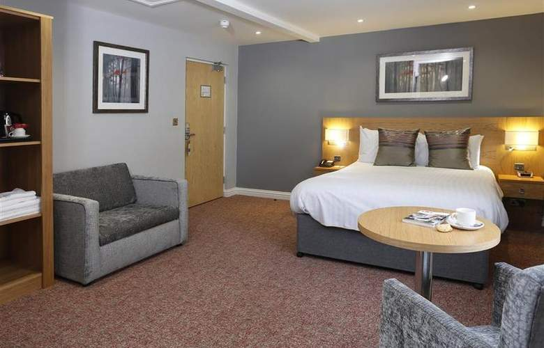 Best Western Linton Lodge Oxford - Room - 153