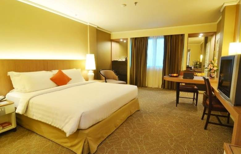 Royal Princess Hotel Larn Luang Bangkok - Room - 6