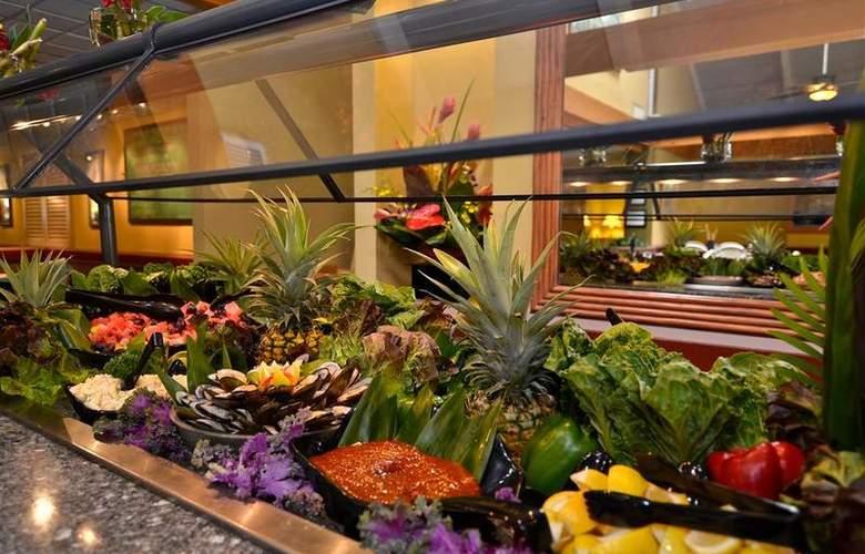 Best Western The Plaza Hotel - Restaurant - 76